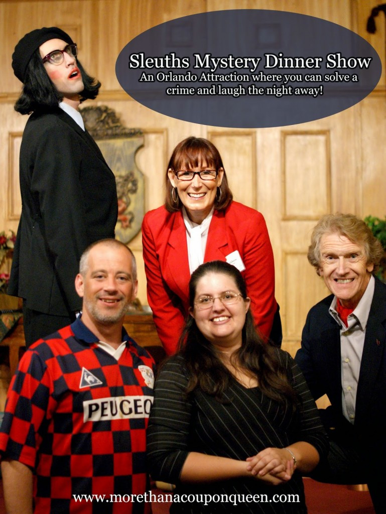 Mystery Dinner Show  Sleuths Mystery Dinner Show Review More Than A