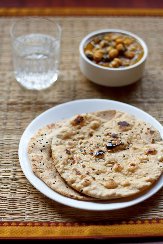 Naan Bread Recipe  naan recipe how to make naan recipe