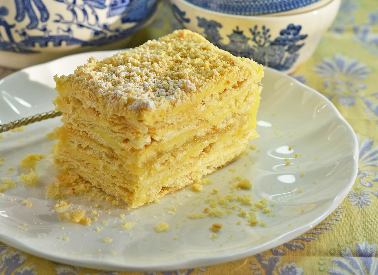 Napoleon Cake Recipe  Napoleon Cake Recipe