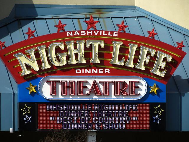 Nashville Nightlife Dinner Theater  Nashville Night Life Dinner Theater