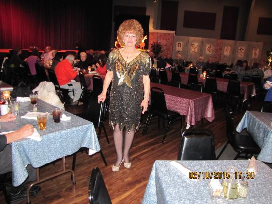 Nashville Nightlife Dinner Theater  Jerry at the best show in Nashville Picture of