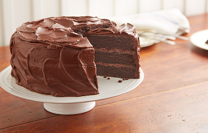 National Chocolate Cake Day  January 27th is National Chocolate Cake Day