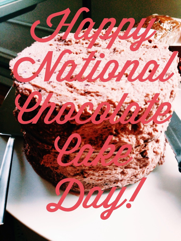 National Chocolate Cake Day  What's Cookin'