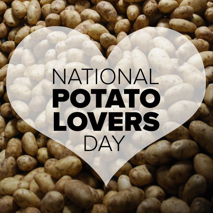 National Potato Day  56 best Recipes images on Pinterest