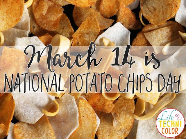 National Potato Day  Life in Technicolor March 2017