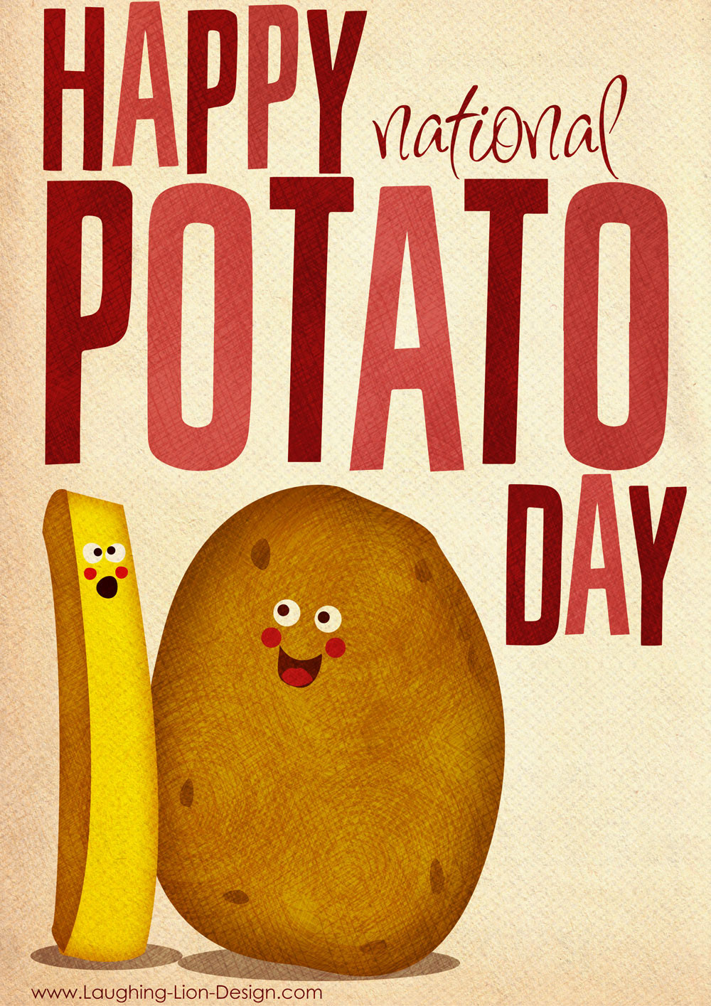 National Potato Day  Happy National Potato Day or Is It Potato Chip World