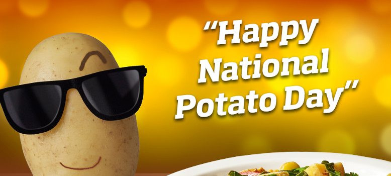 National Potato Day  IFA CALLS ON CONSUMERS AND RETAILERS TO SUPPORT POTATO