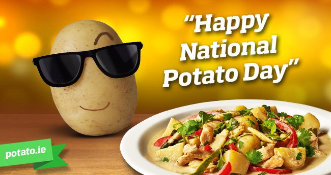 National Potato Day  National Potato Day 2018 What & When it is