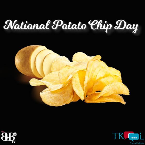 National Potato Day  Fun Facts • TROOL Social Media