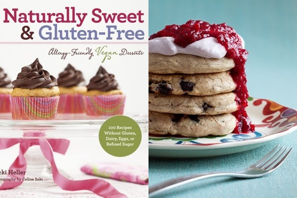 Naturally Gluten Free Desserts  Naturally Sweet and Gluten Free Vegan Desserts Review