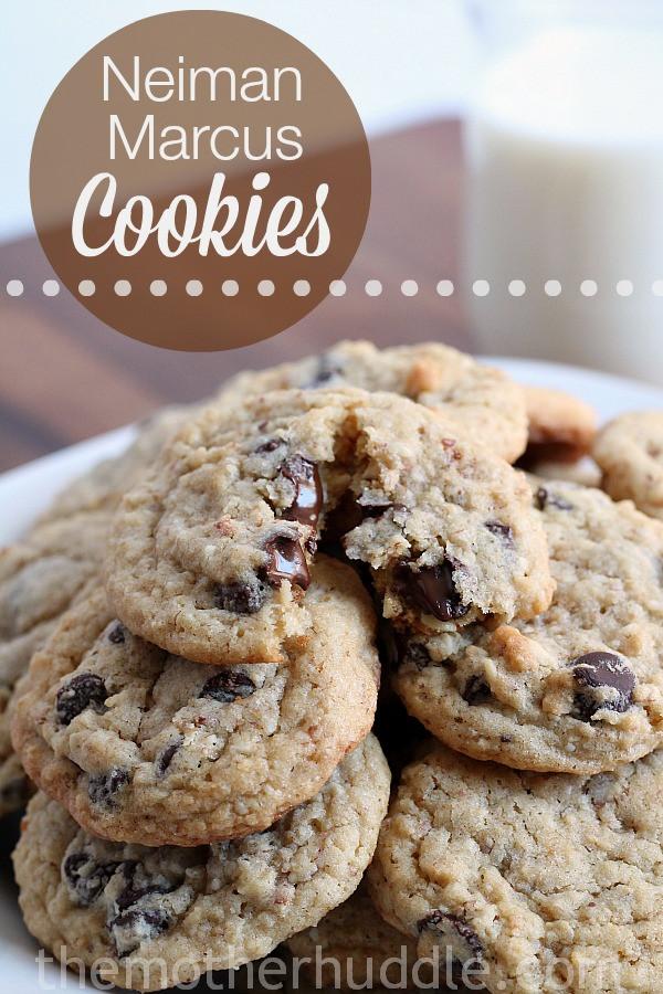 Neiman Marcus Cookies Recipe  Neiman Marcus Cookies