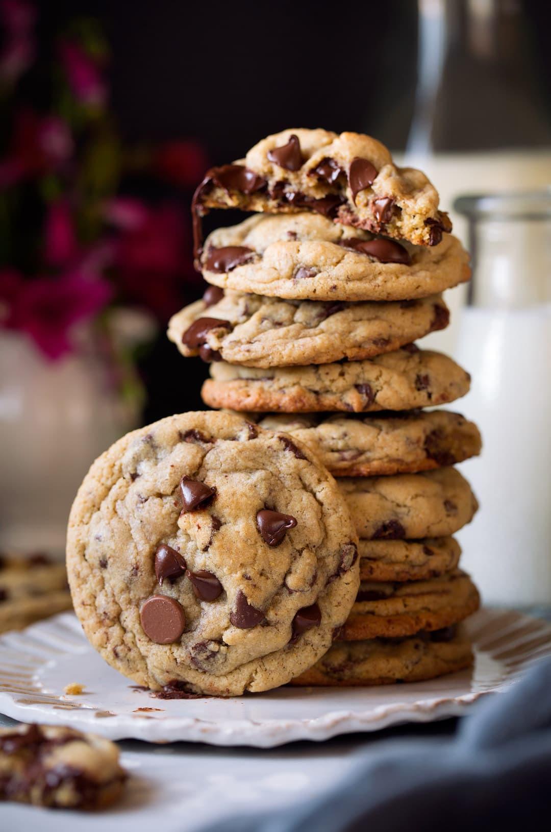 Neiman Marcus Cookies Recipe  Chocolate Chip Cookies Neiman Marcus Recipe Cooking Classy