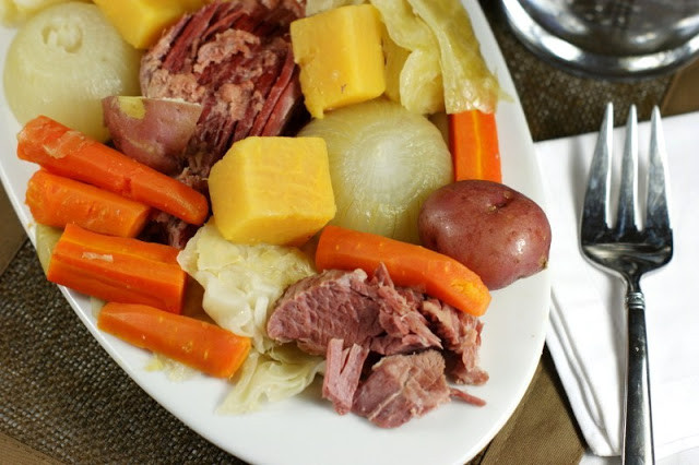 New England Boiled Dinner  The Kitchen is My Playground New England Boiled Dinner