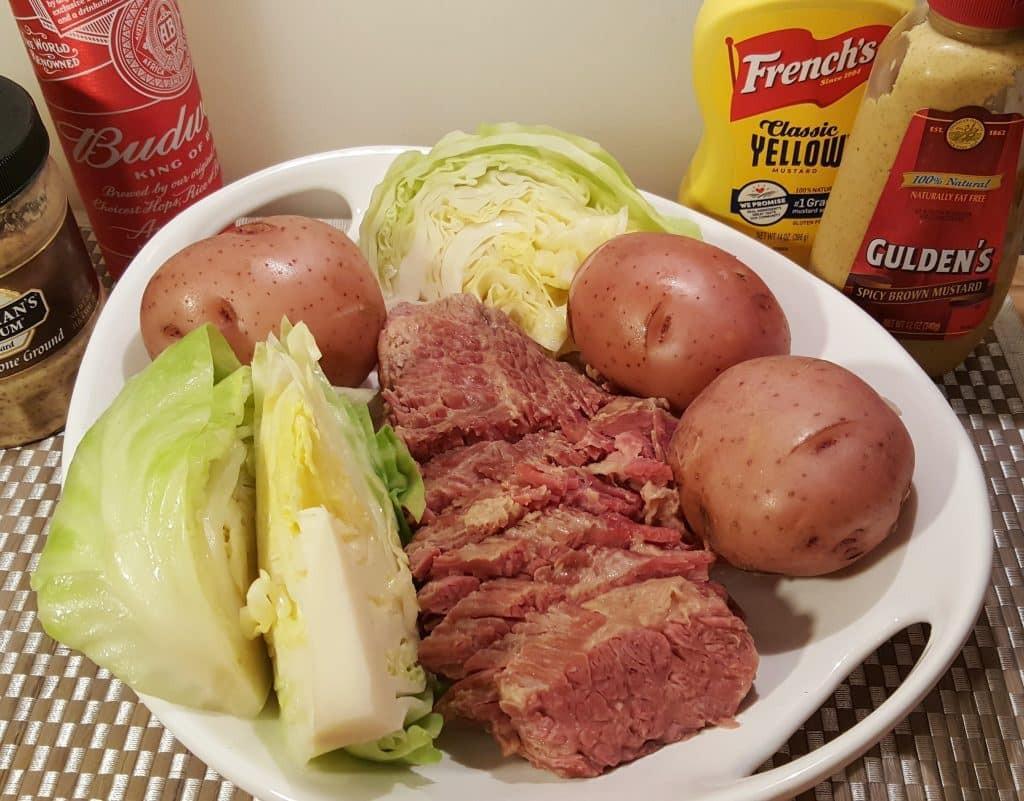 New England Boiled Dinner  Pressure Cooker New England Boiled Dinner Corned Beef