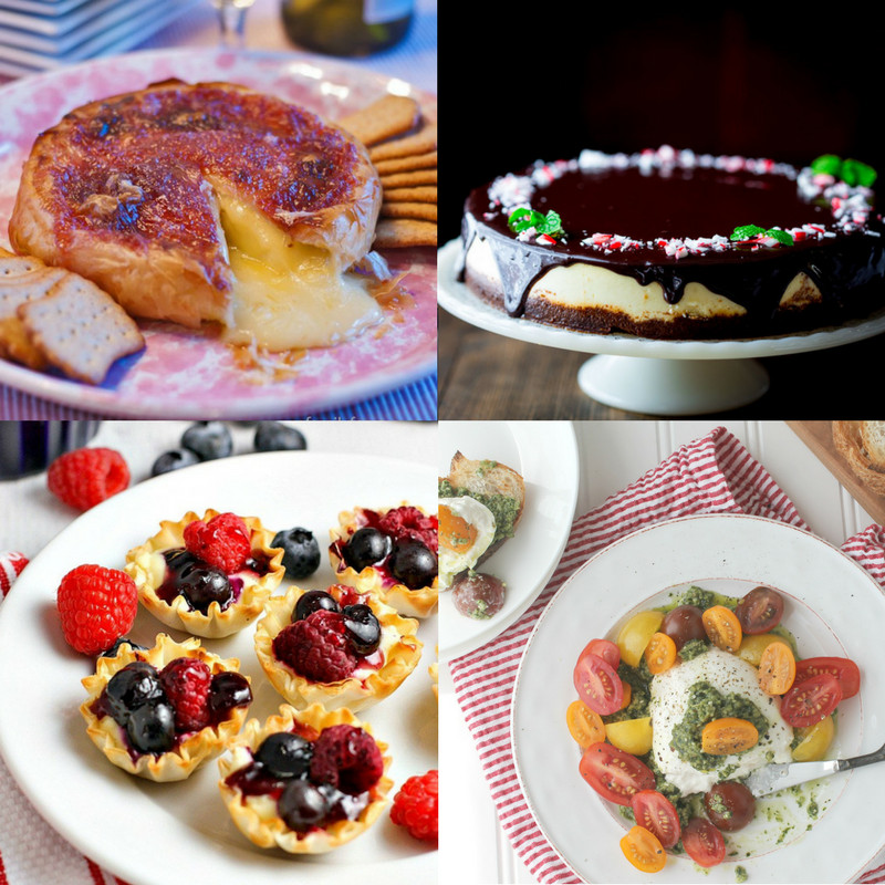New England Desserts  4 Valentine s Day Appies & Desserts