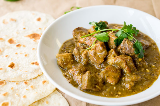 New Mexico Green Chile Stew  New Mexico Green Chile Stew Recipe by Cooks and Kid