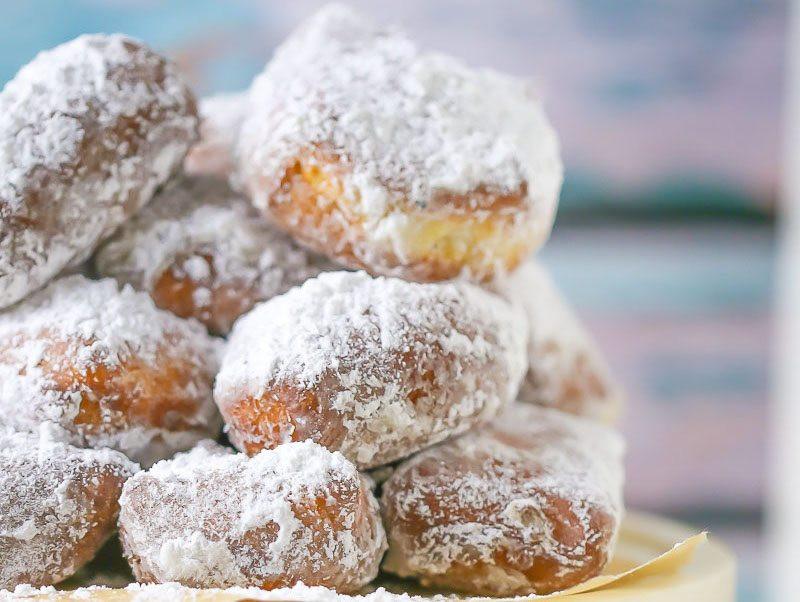 New Orleans Dessert Beignet  Classic New Orleans Style Beignets – Honest Cooking
