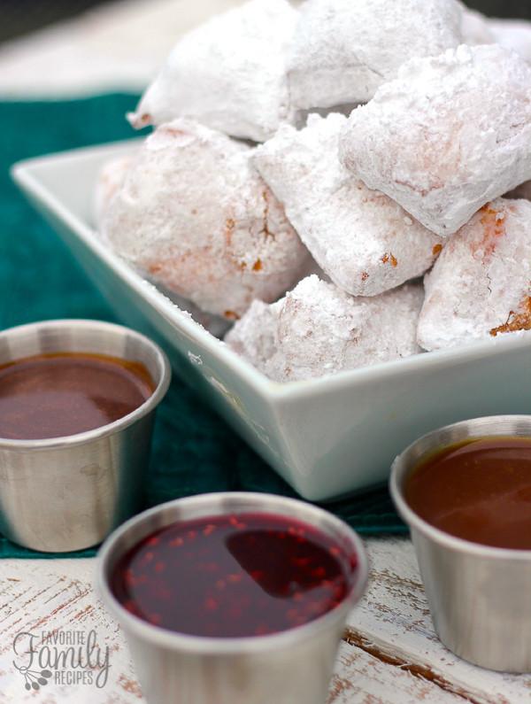 New Orleans Dessert Beignet  New Orleans Mini Beignets