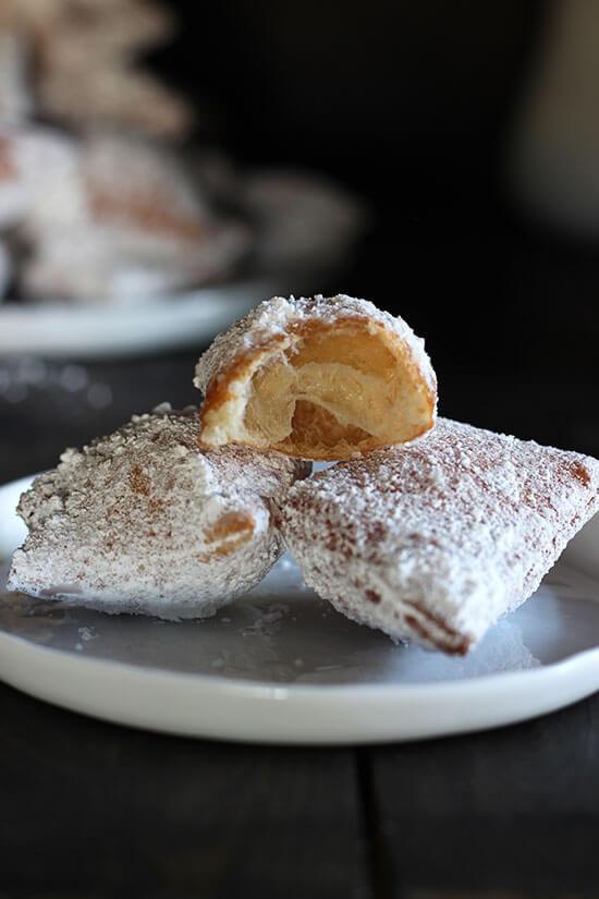 New Orleans Dessert Beignet  How to Make Beignets Handle the Heat