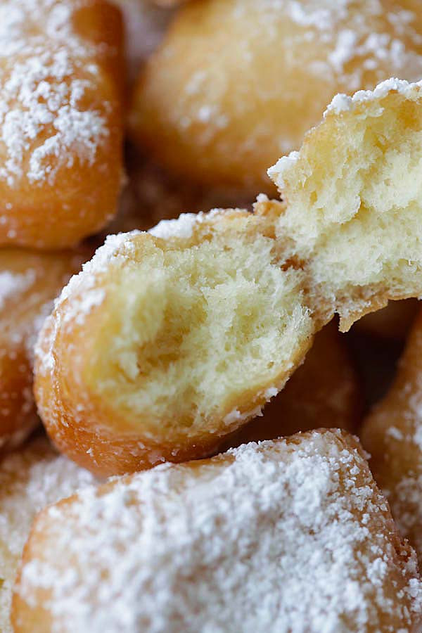 New Orleans Dessert Beignet  New Orleans Beignets
