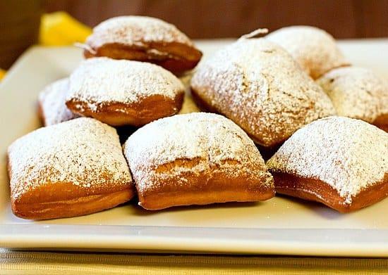 New Orleans Dessert Beignet  New Orleans Beignets Recipe