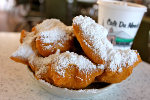 New Orleans Dessert Beignet  The Beignet Does Dallas