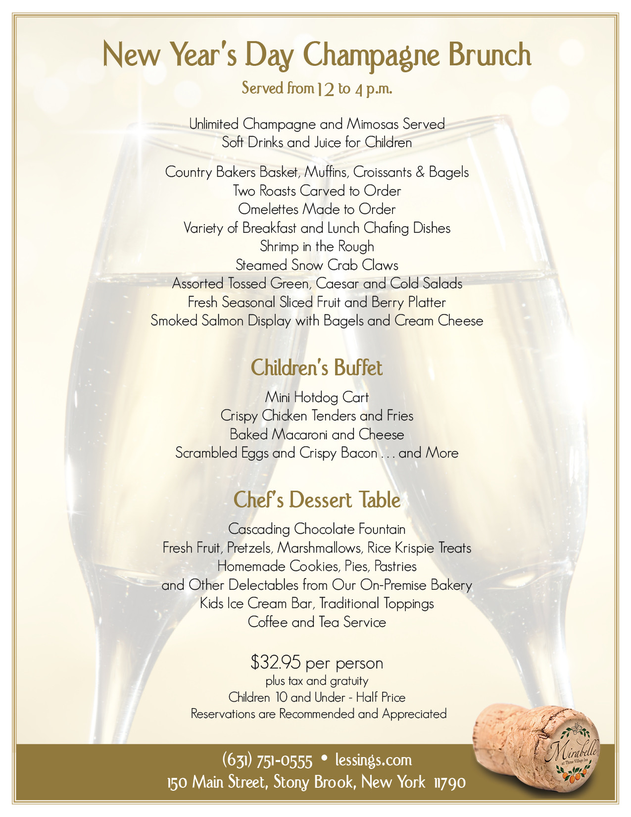 New Year Day Dinner Menu  Where to Celebrate New Year s Eve