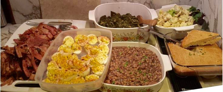 New Years Day Dinner Ideas  New Year s Dinner Recipes on The Homestead