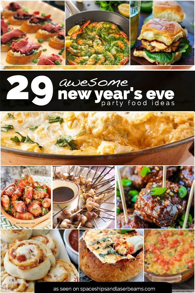 New Years Dinner Ideas  25 best ideas about New year s eve appetizers on