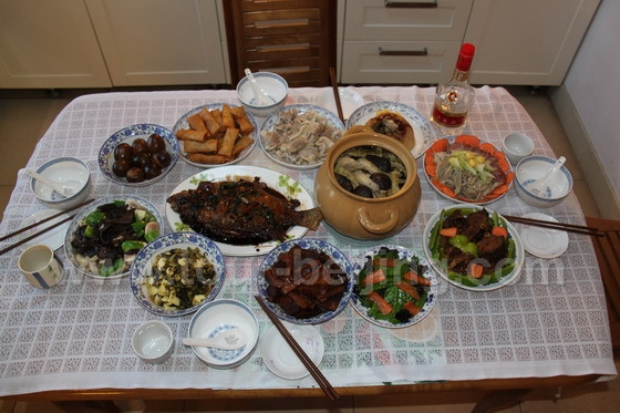 New Years Dinner Ideas  Chinese New Year Dinner Menu Chinese New Year's Dinner