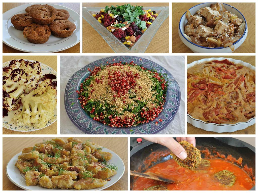 New Years Dinner Ideas  Vegan Rosh Hashana Jewish New Year Dinner Recipes