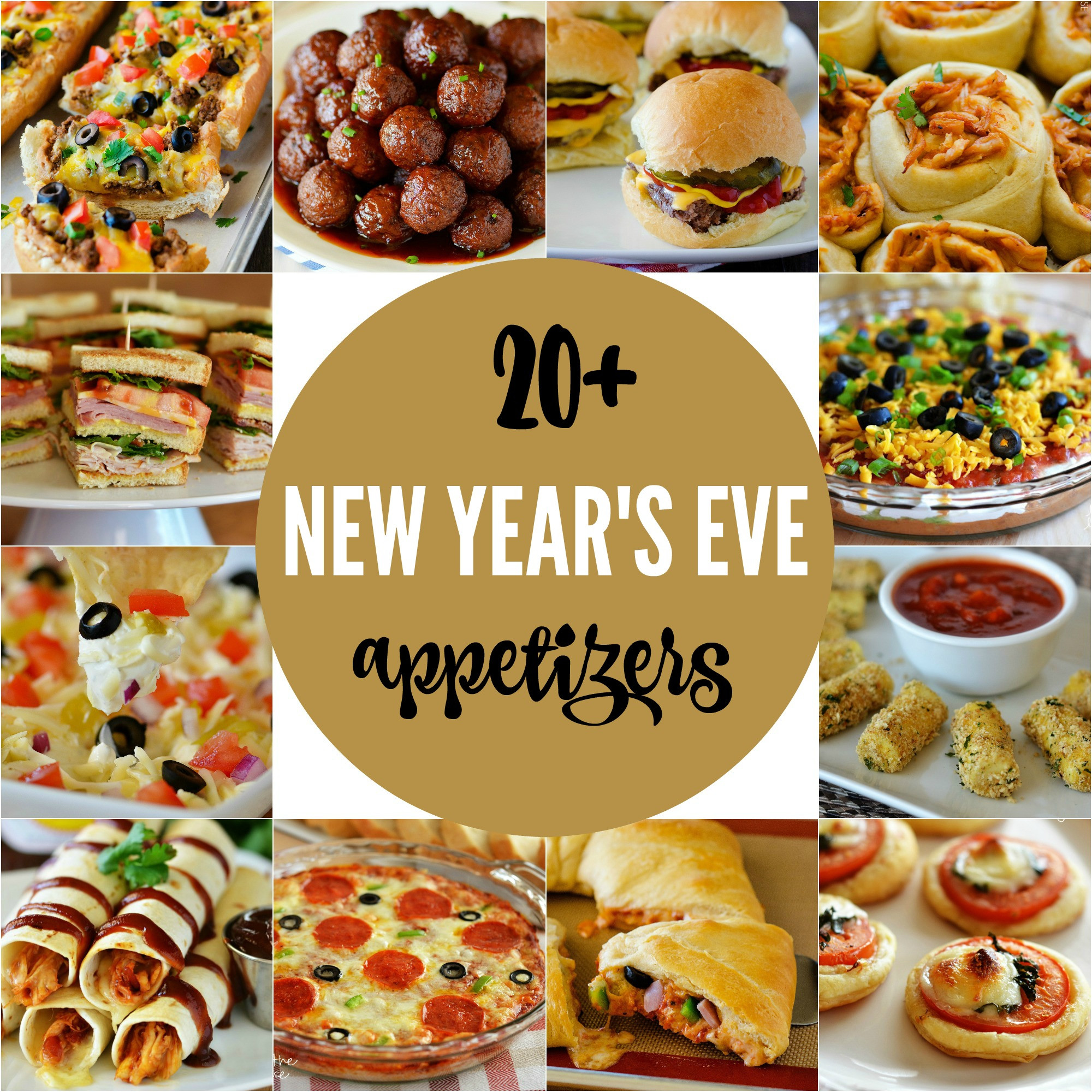 New Years Eve Party Appetizers  20 New Year s Eve Appetizers Life In The Lofthouse