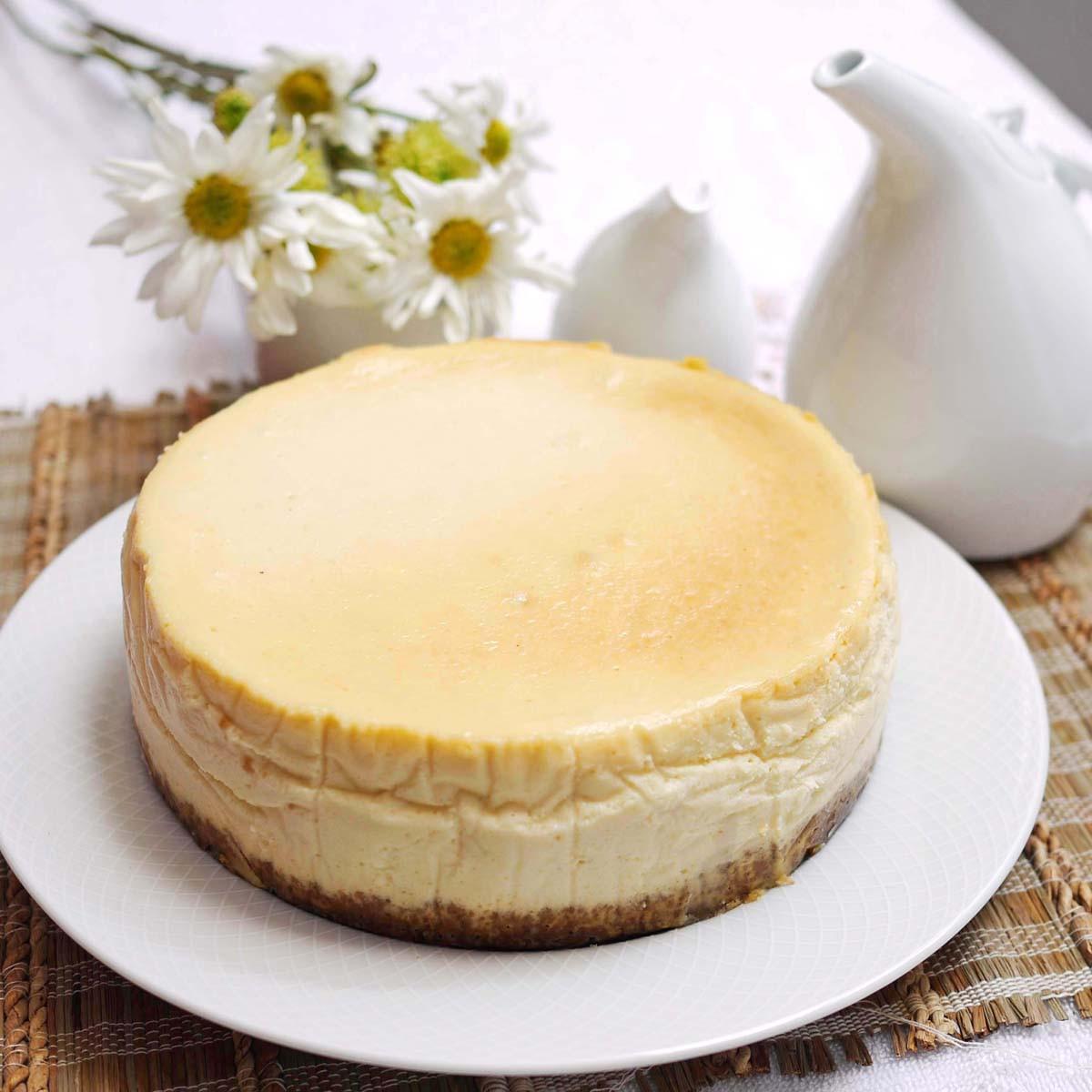 New York Cheese Cake  New York Cheesecake