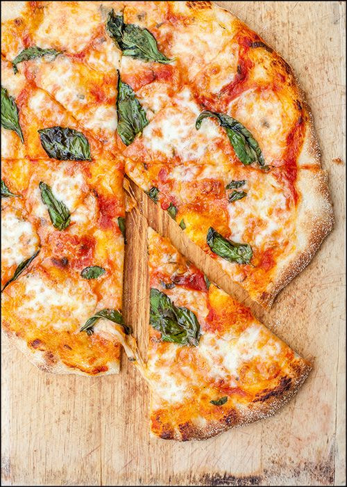 New York Style Pizza Dough Recipe  Recipes for a great thin crust New York Style pizza dough