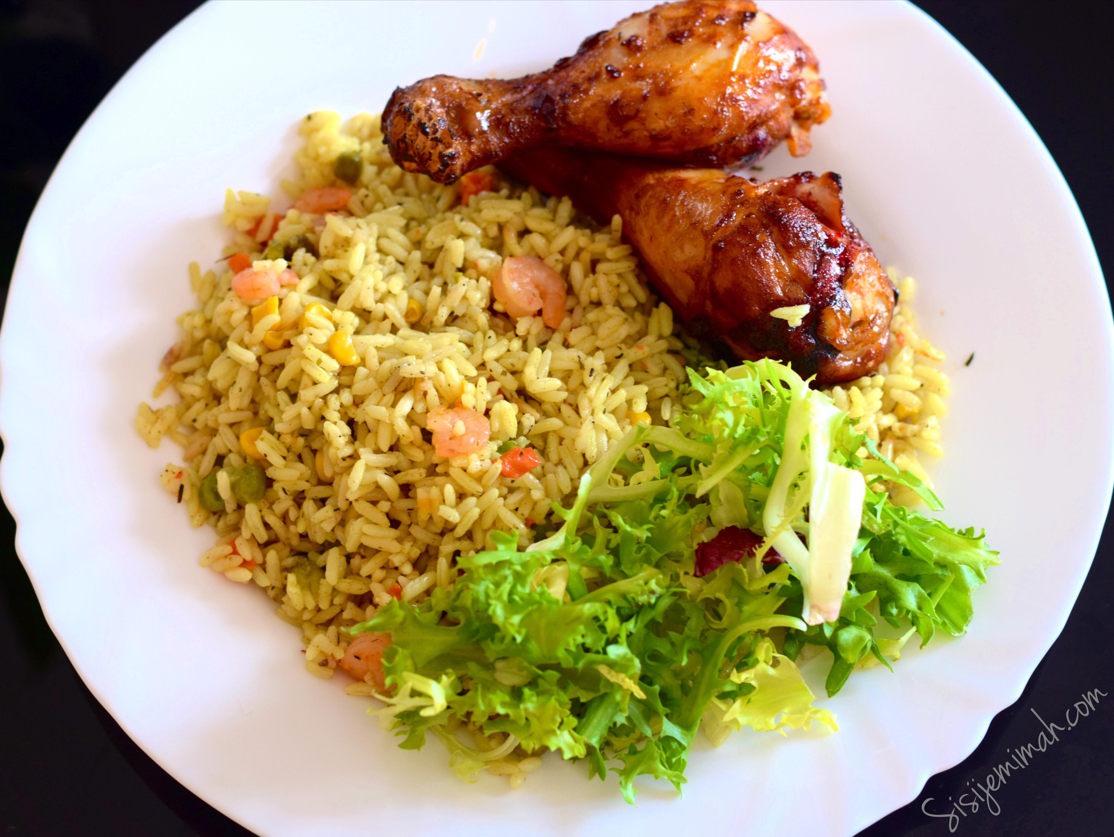 Nigerian Fried Rice  Nigerian Fried Rice Double Fried Sisi Jemimah