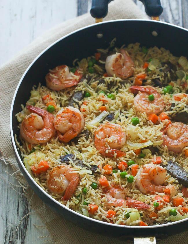 Nigerian Fried Rice  Nigerian Fried Rice Immaculate Bites
