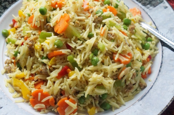Nigerian Fried Rice  The Perfect Nigerian Fried Rice Information Nigeria Women