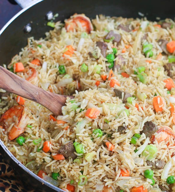 Nigerian Fried Rice  10 Mouth Watering African Rice Dishes You Must Try