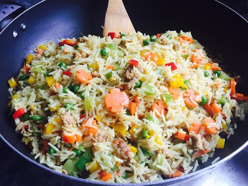 Nigerian Fried Rice  The Perfect Nigerian Fried Rice