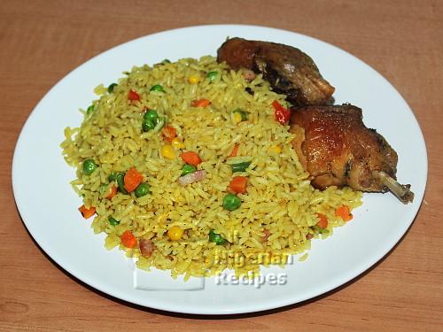 Nigerian Fried Rice  Nigerian Fried Rice