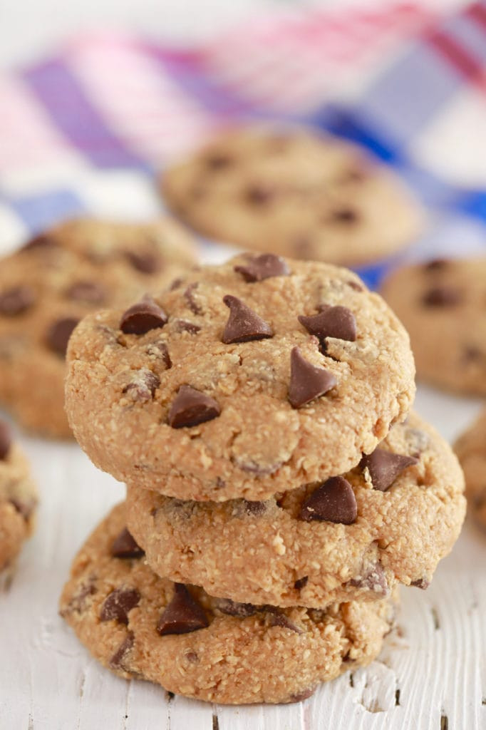 No Bake Chocolate Chip Cookies  Chocolate Chip No Bake Cookies Recipe Gemma s Bigger