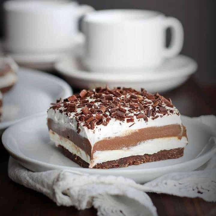 No Bake Chocolate Desserts  Easy No Bake Low Carb Desserts