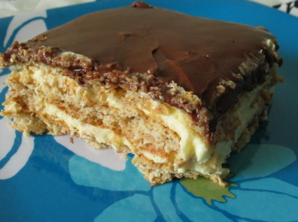 No Bake Chocolate Eclair Dessert  No Bake Chocolate Eclair Taste A Like Recipe Food