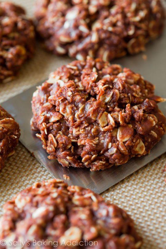 No Bake Cookies Recipes  chocolate peanut butter no bake cookie recipe