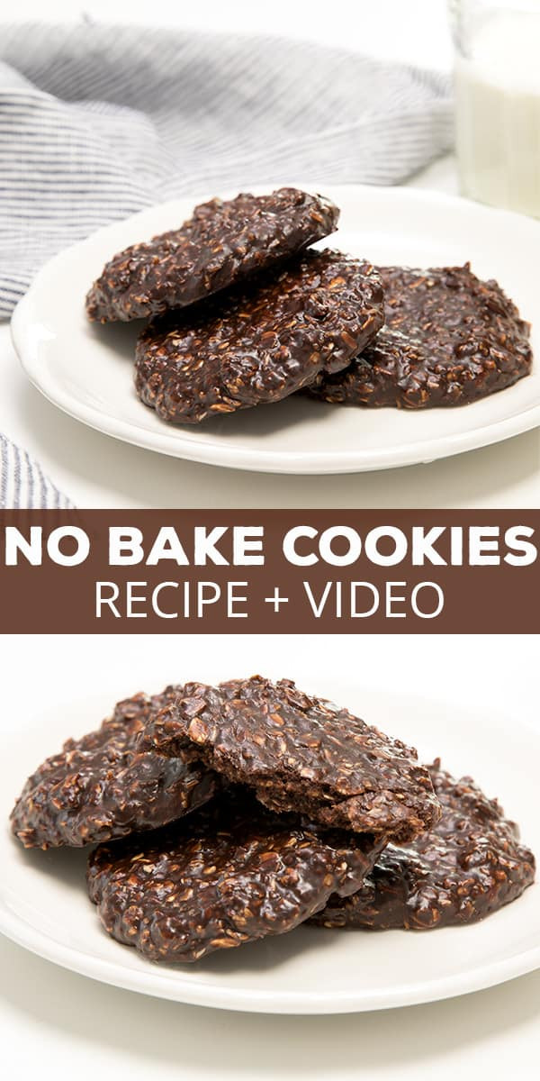 No Bake Cookies Recipes  No Bake Oatmeal Cookies — Without Peanut Butter