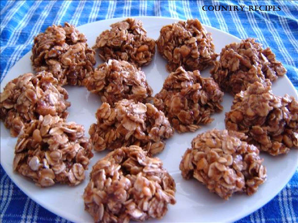 No Bake Cookies Recipes  No Bake Cookies Country Recipes Style Country Recipes