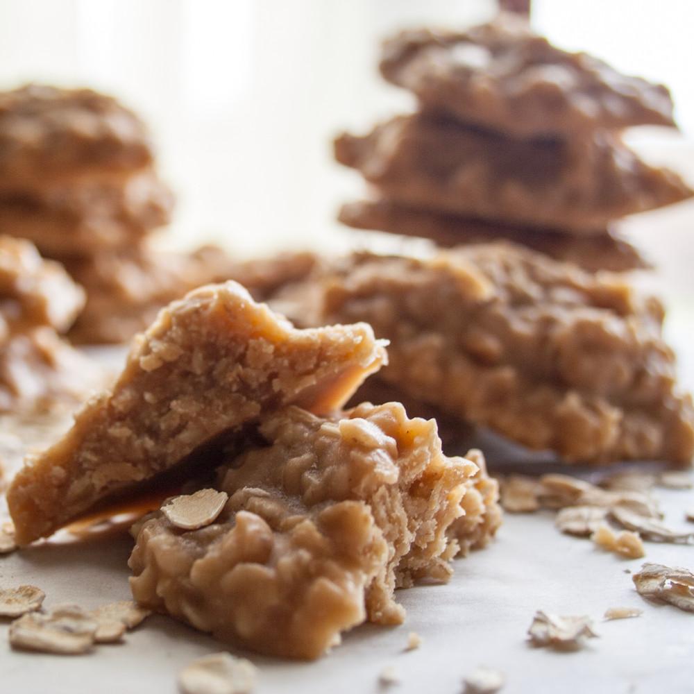 No Bake Peanut Butter Oatmeal Cookies  Peanut Butter Oatmeal No Bake Cookies
