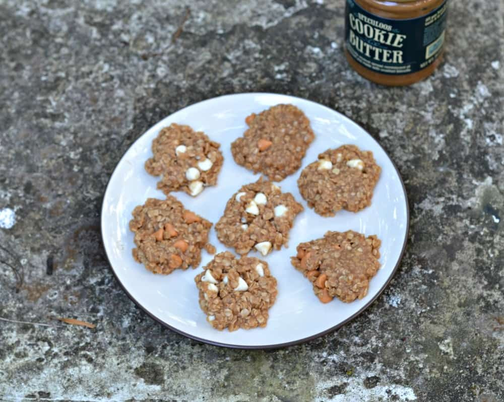 No Butter Cookies  No Bake Cookie Butter Cookies Hezzi D s Books and Cooks