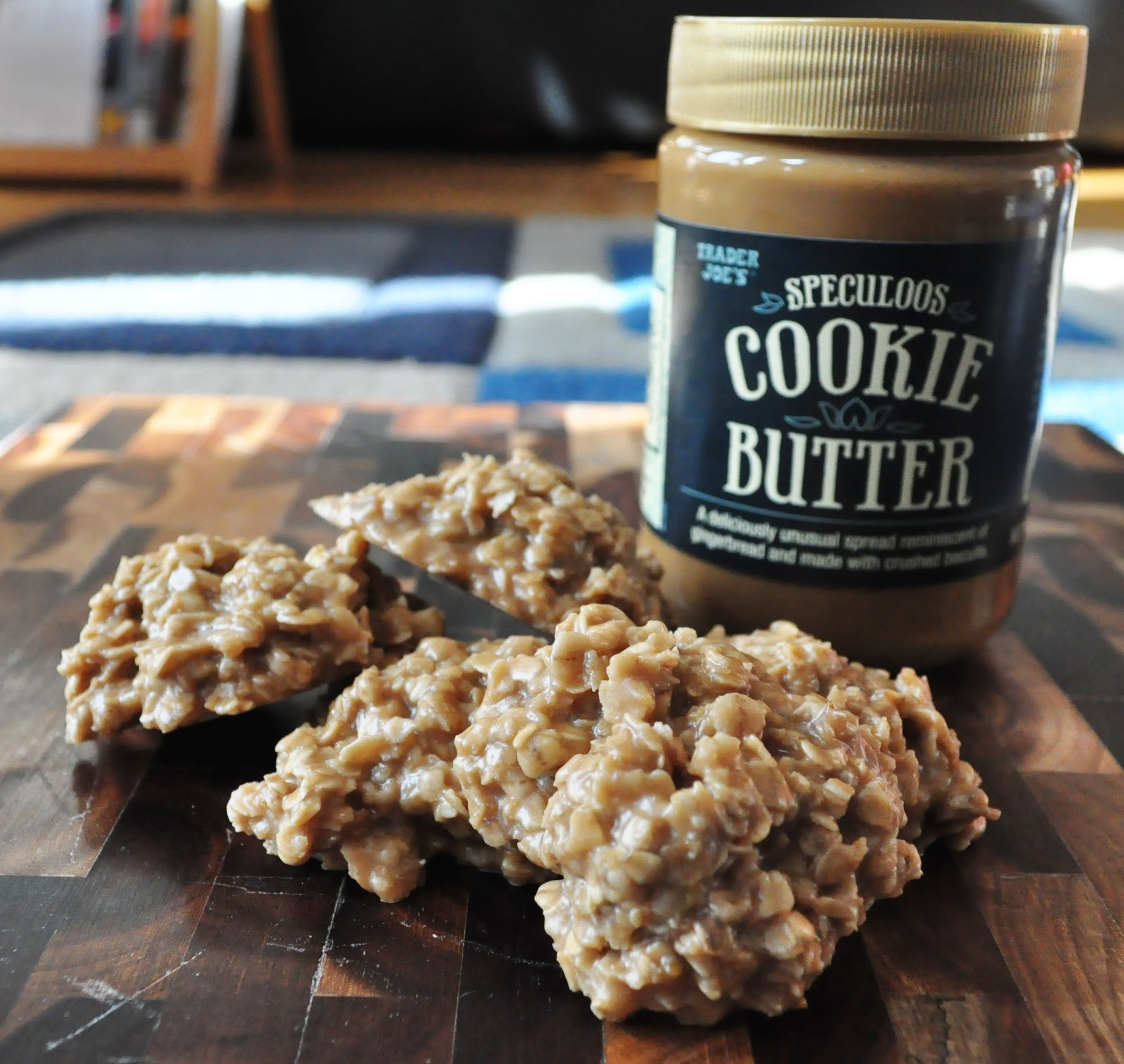 No Butter Cookies  My Tiny Oven No Bake Cookie Butter Cookies