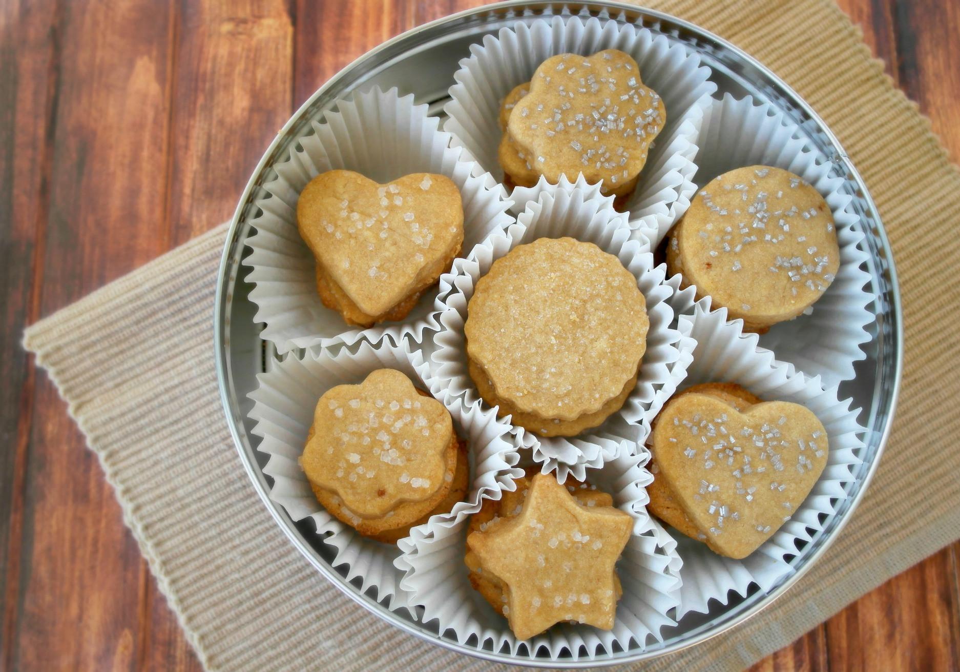 No Butter Cookies  Butter Cookie Recipe Teaspoon Goodness